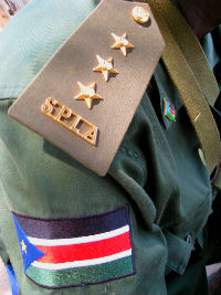 SPLA uniform