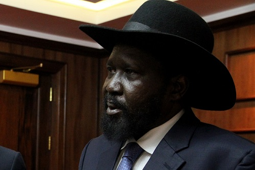 President of South Sudan Salva Kiir. (Photo: Astrid Sehl, Norwegian Ministry of Foreign Affairs)