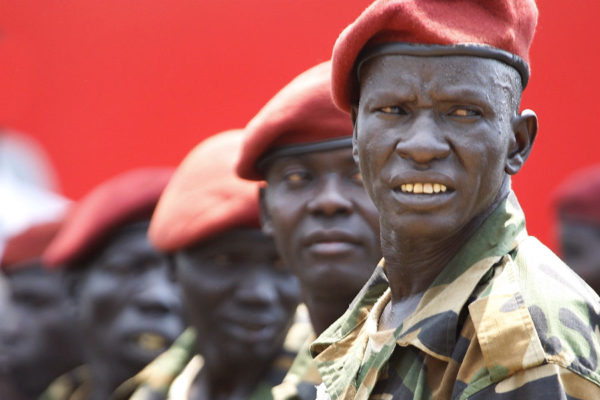 Security Sector Stabilization: A Prerequisite for Political Stability in South Sudan