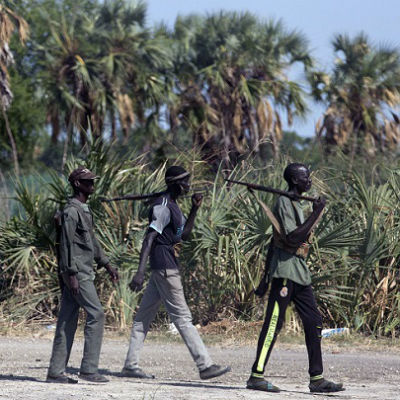 Taming the Dominant Gun Class in South Sudan