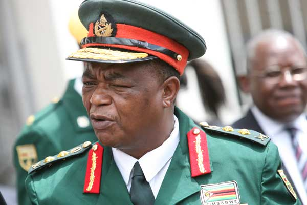 Constantino Chiwenga. (Photo: Lemonzz&freecolt)