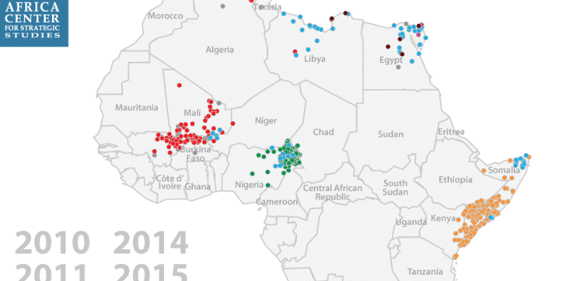 Militant Islamist Groups in Africa Show Resiliency over Past Decade