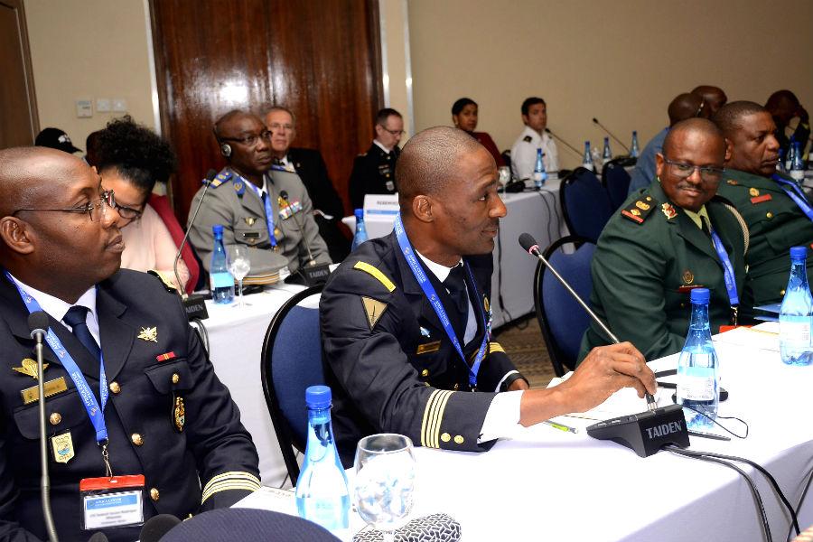 Botswana Workshop Focuses on Military Curricula