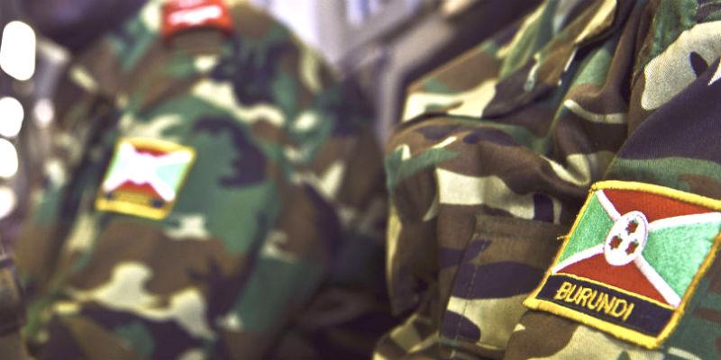 Burundi The Army in Crisis 800x400