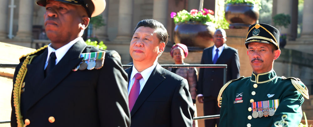 Grand Strategy and China's Soft Power Push in Africa