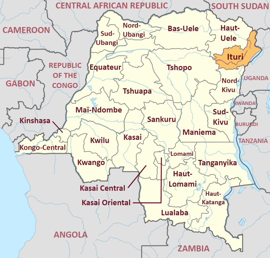Ituri Becomes Congo's Latest Flashpoint – Africa Center for
