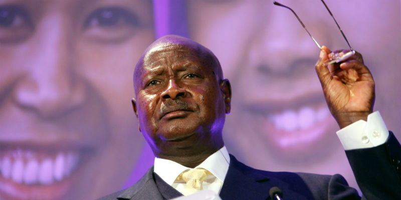 Scrapping Presidential Age Limits Sets Uganda on Course of Instability