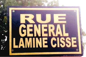 Rue General Lamine Cisse