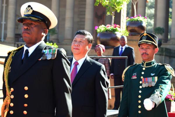 La Grande stratégie et la montée en puissance du pouvoir d'influence de la Chine en Afrique