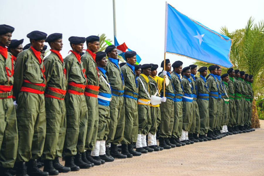 Q&A: Somalia Charts Security Transition