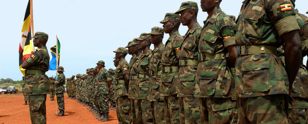Africas Militaries A Missing Link in Democratic Transitions