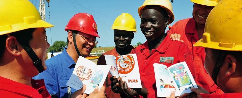 Q & R: Les acteurs externes modifient le paysage en Afrique