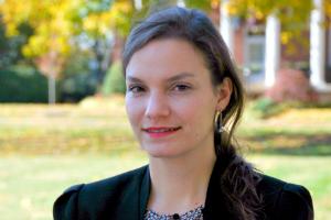 Pauline Le Roux, Visiting Assistant Research Fellow