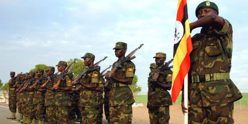 Parliamentary Oversight of the Security Sector: Uganda's Experience