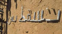Slogans des manifestants soudanais