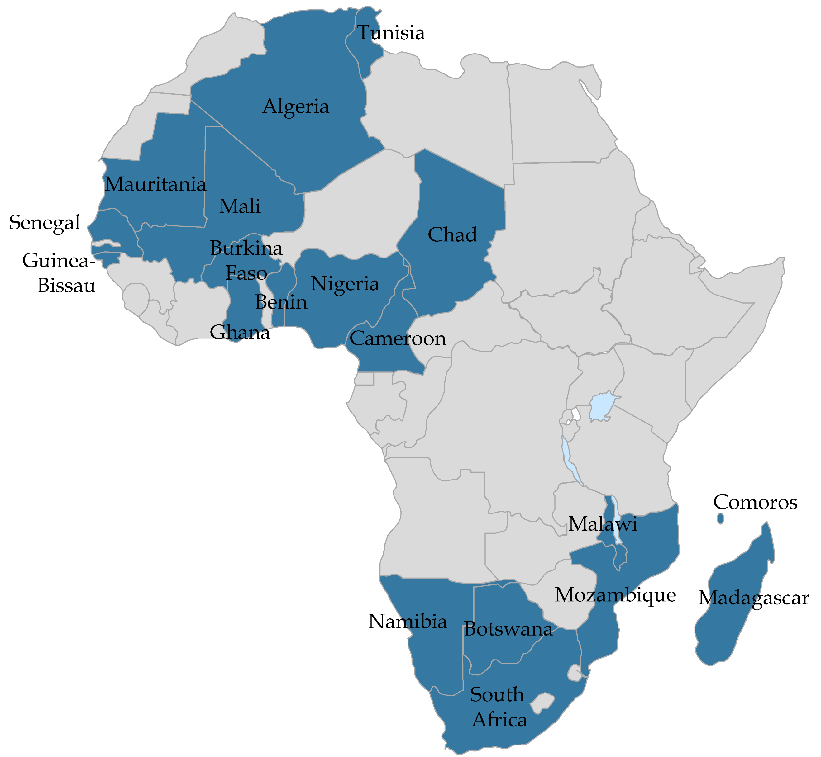Image result for An Overview of Africa's 2019 Elections