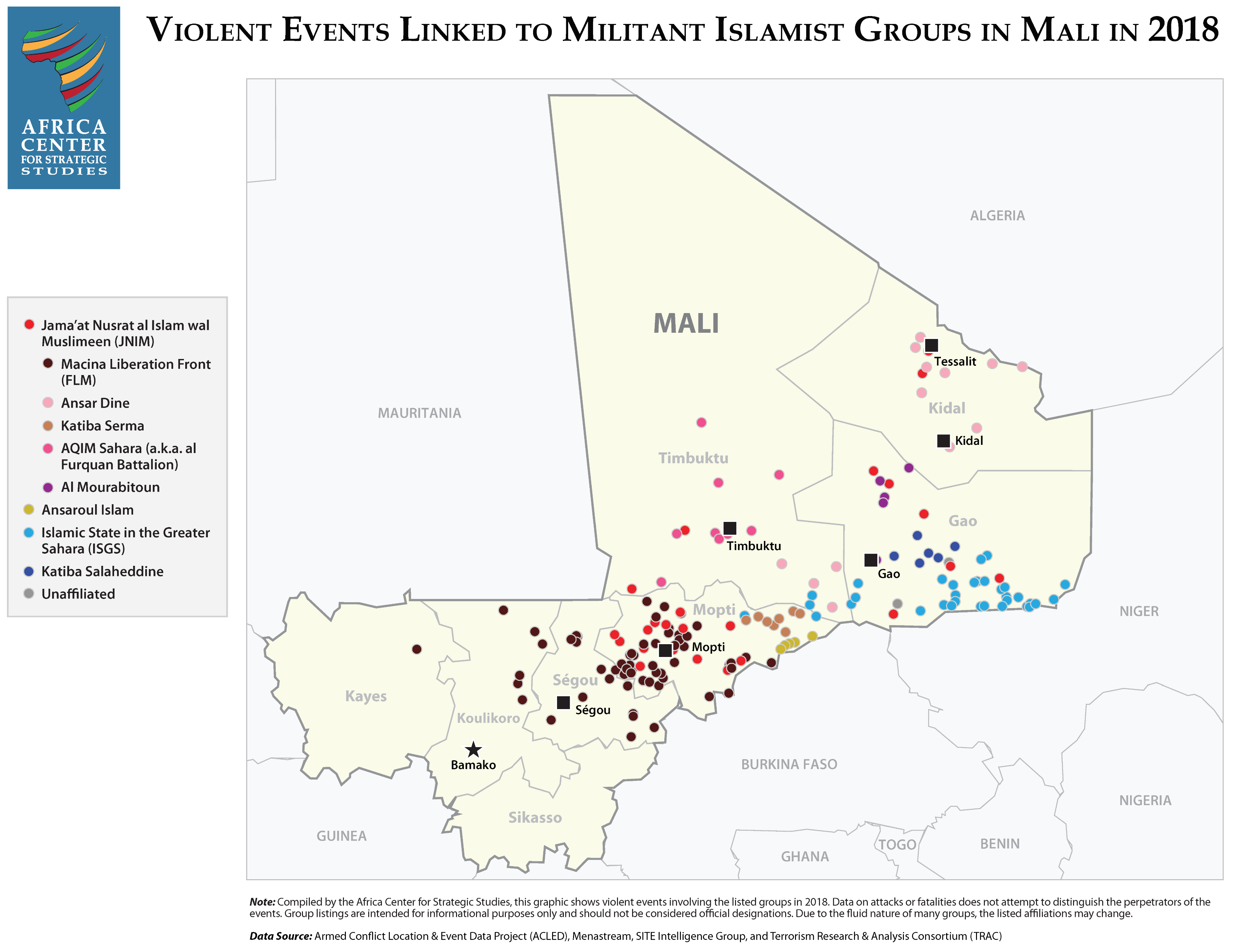 Picture of: Confronting Central Mali S Extremist Threat Africa Center For Strategic Studies