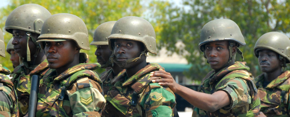 Assessing Attitudes of the Next Generation of African Security Sector Professionals