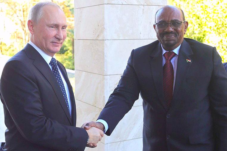 Bashir and Putin