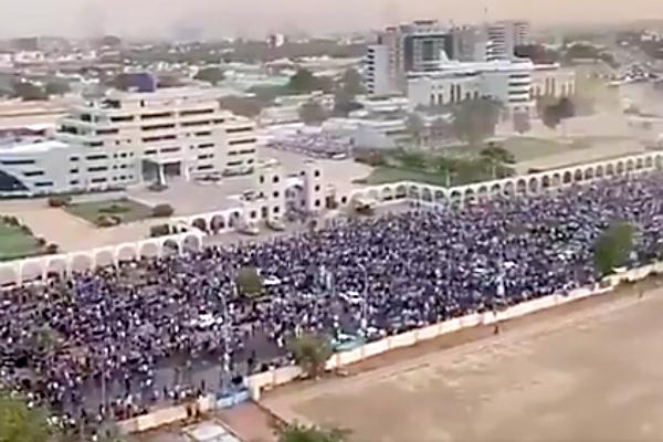 خمسة أشياء يتعين مراقبتها في انتقال السودان