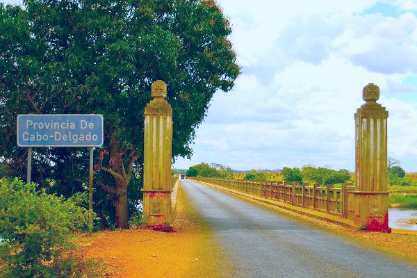 Sign - Cabo Delgado province 600x400