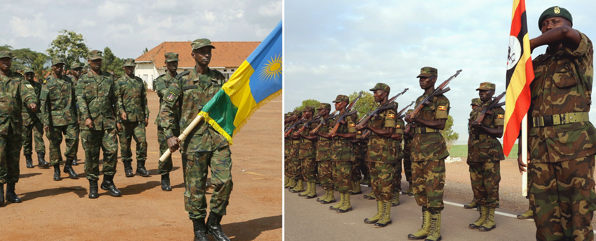 L'escalade des tensions entre l'Ouganda et le Rwanda suscite la crainte d'une guerre