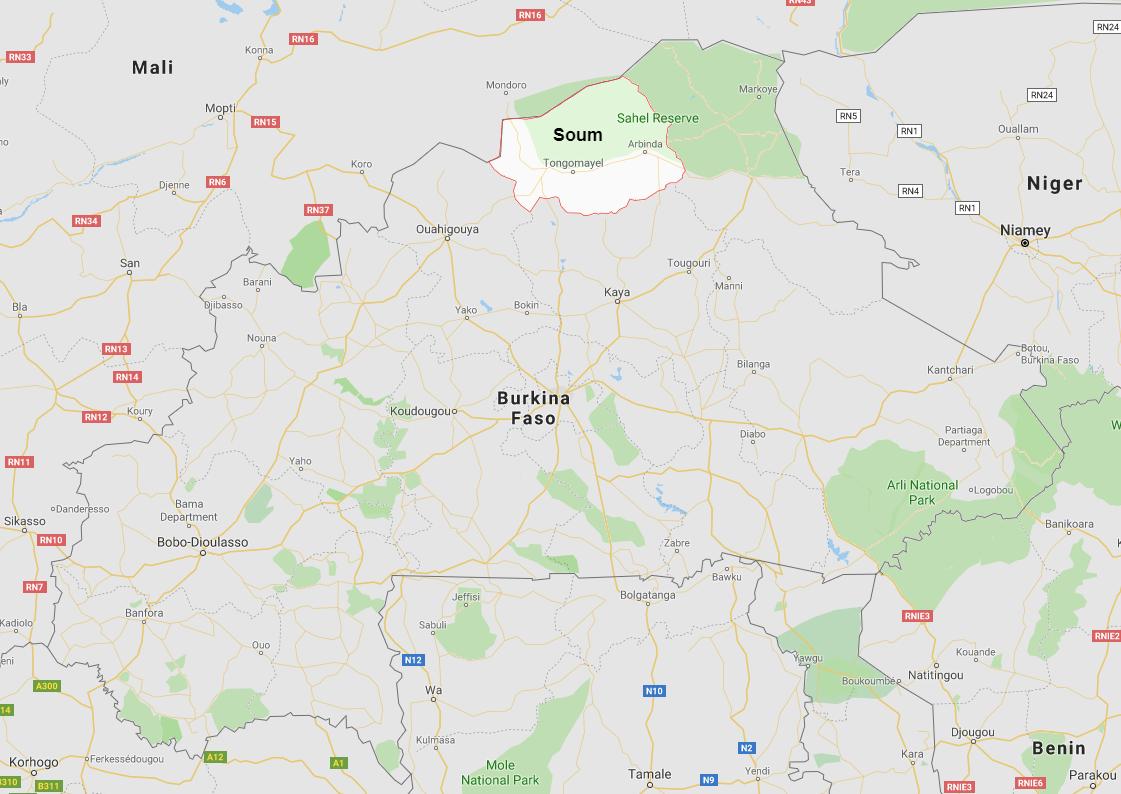 Soum, Burkina Faso