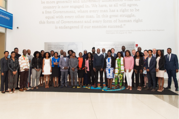 Africa Center Hosts YALI Fellows for Crisis Simulation Exercise