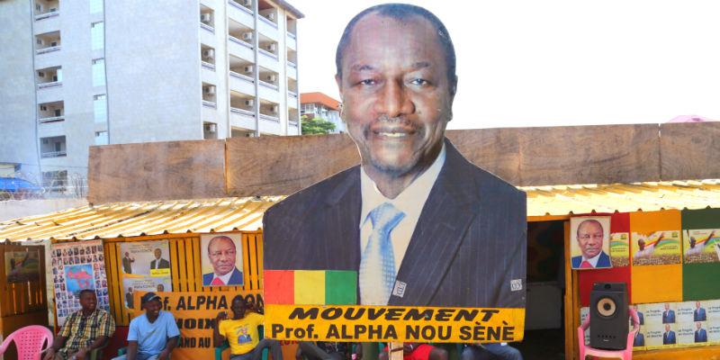 Guinea at a Crossroads