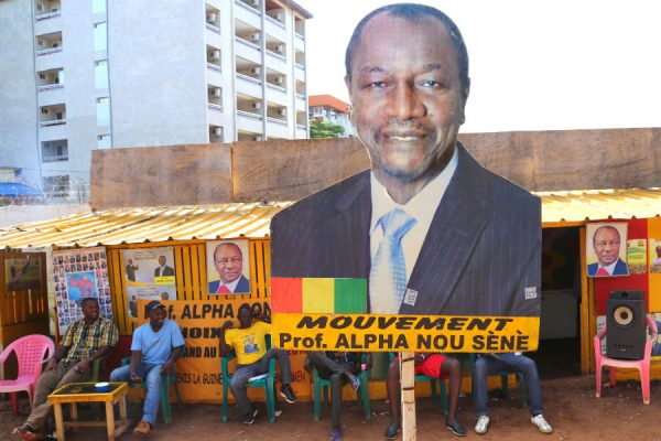 Guinea at a Crossroads