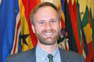 Dr. Dan Eizenga, Research Fellow