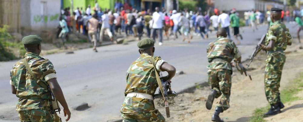 Le Burundi, la crise oubliée, brûle toujours