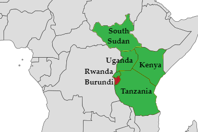 Where Is Burundi On The Map Of Africa Burundi, the Forgotten Crisis, Still Burns – Africa Center for