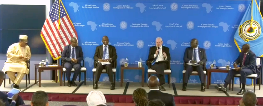 Strategies for Peace and Security in the Sahel