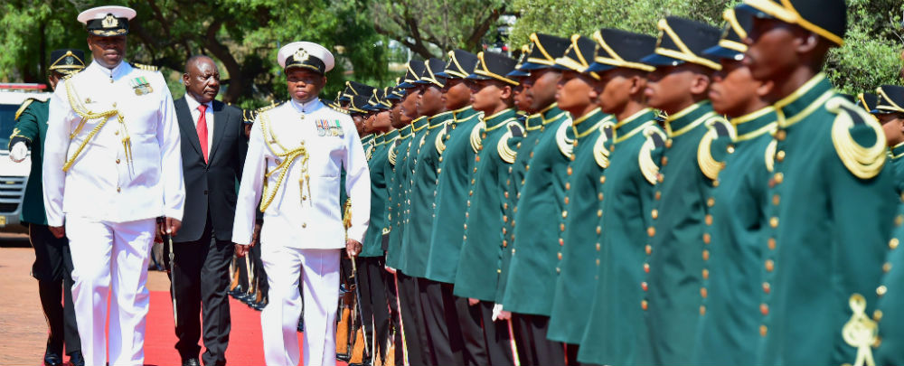 Democracy and the Chain of Command: A New Governance of Africa's Security Sector