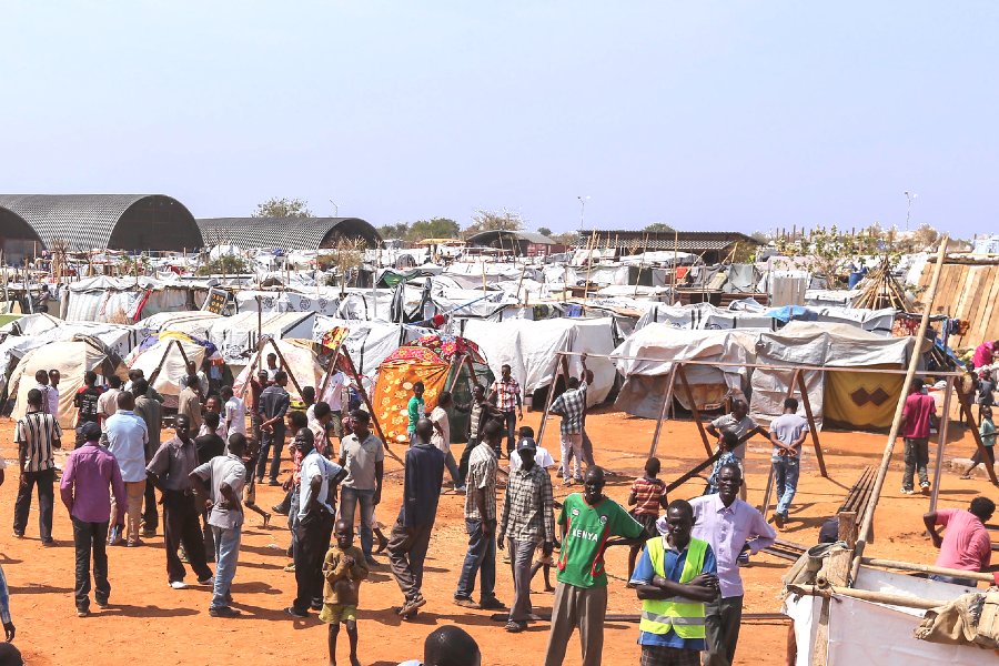 COVID-19 and Africa's Displacement Crisis