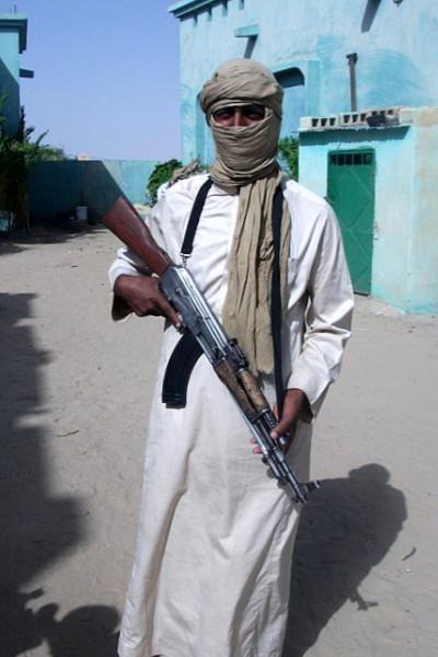 A Touareg member of AQIM