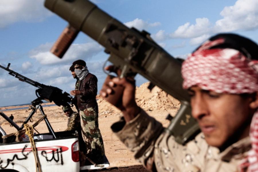 Geostrategic Dimensions of Libya's Civil War – Africa Center