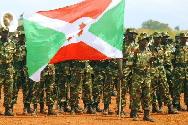 Post-Nkurunziza Burundi: The Rise of the Generals