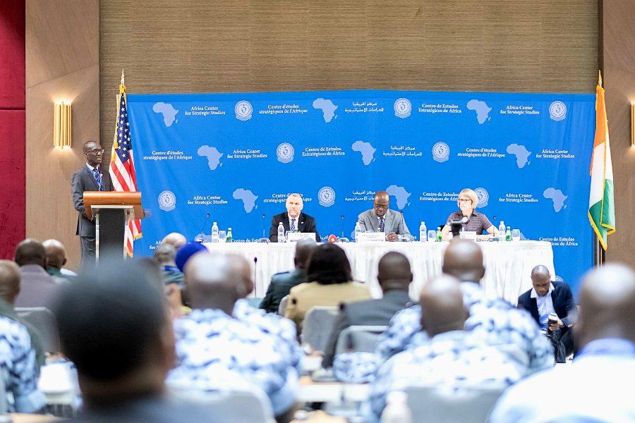 2020-07 - Côte d'Ivoire Chapter Terrorism Symposium