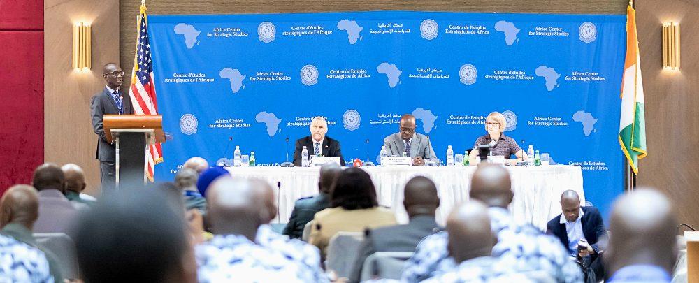 2020-07 - Côte d'Ivoire Terrorism Symposium