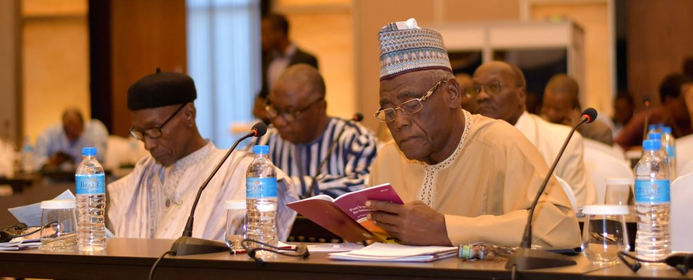2020-07 - Niger Chapter Examines Countering Transnational Organized Crime