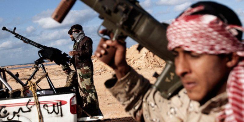 Geostrategic Dimensions of Libya's Civil War