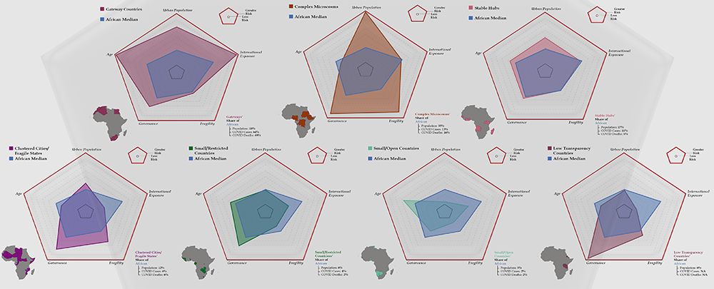 Africa's Varied COVID Landscapes