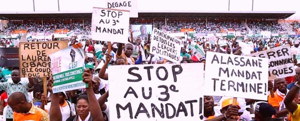 Six questions qui façonnent l'élection présidentielle en Côte d'Ivoire –  Centre d'Études Stratégiques de l'Afrique