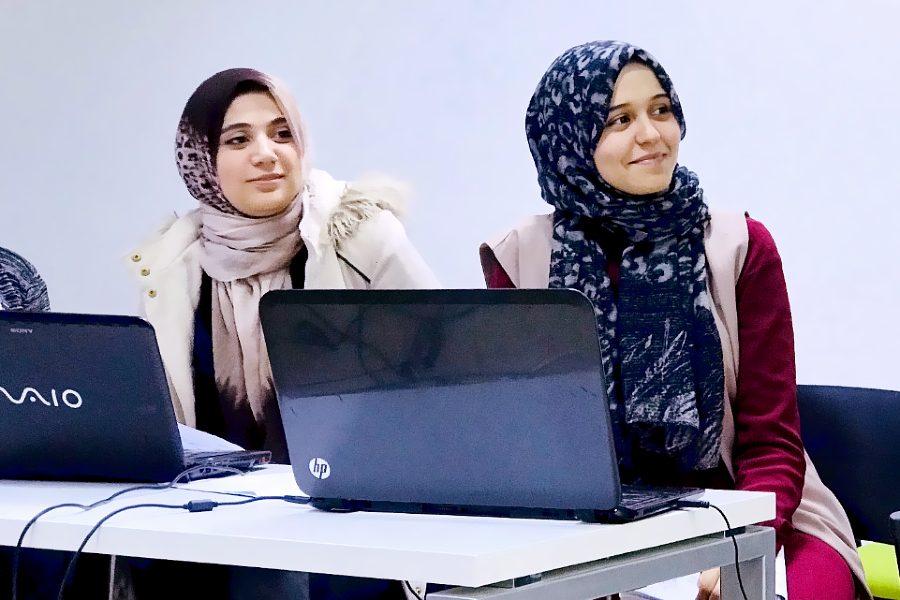 Women entrepreneurs in Libya's technology sector