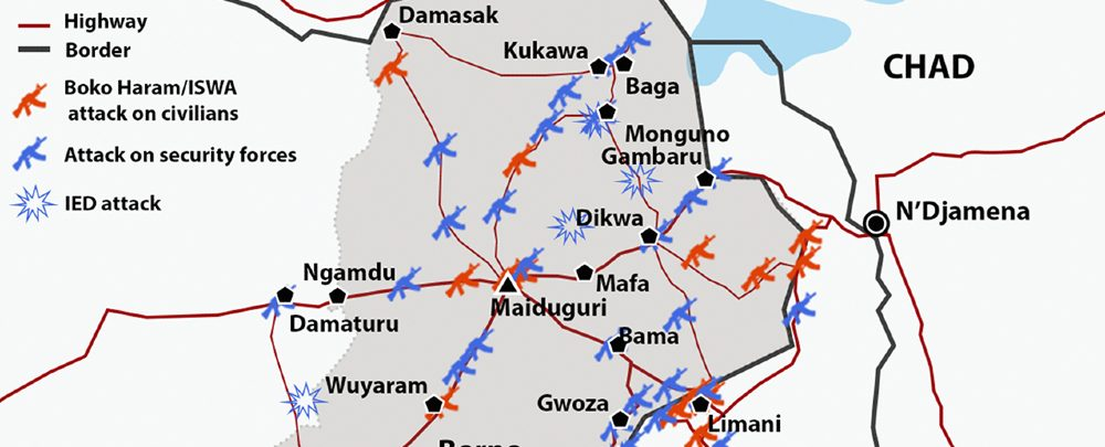 Boko Haram and the Islamic State in West Africa Target Nigeria's Highways