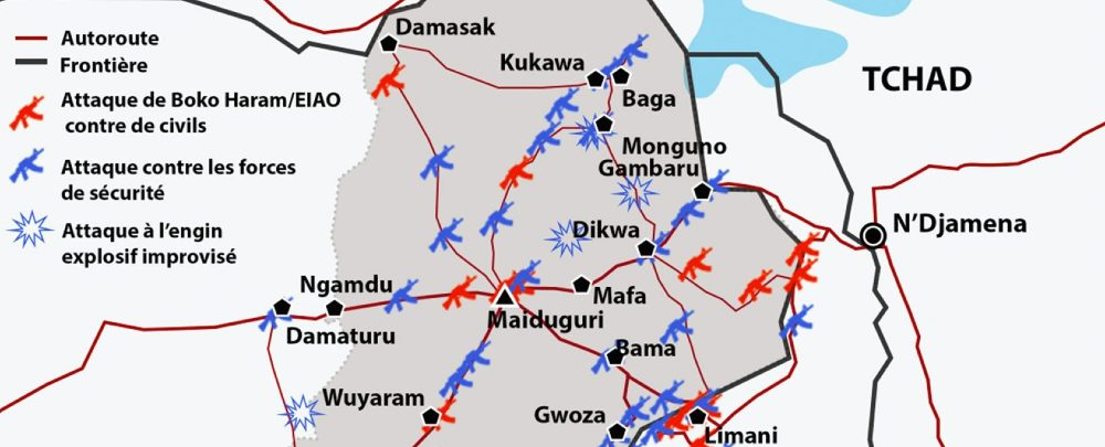 Boko Haram et l'État islamique en Afrique de l'Ouest ciblent les autoroutes du Nigeria