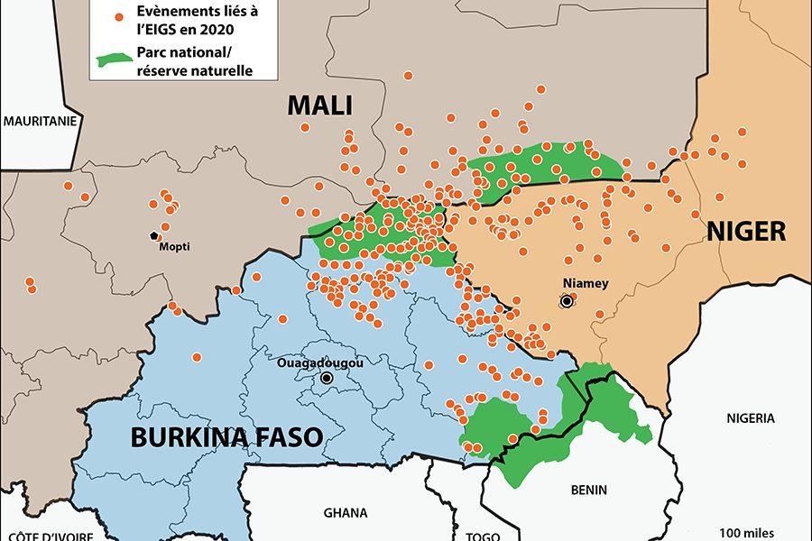 Au Sahel, la menace de l'État islamique au Grand Sahara grandit et s'étend