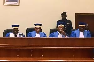 DRC Constitutional Court.